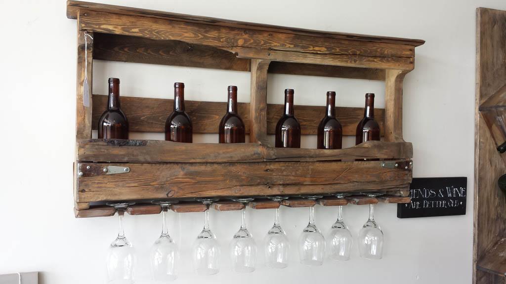 Pallet Wine Racks Home